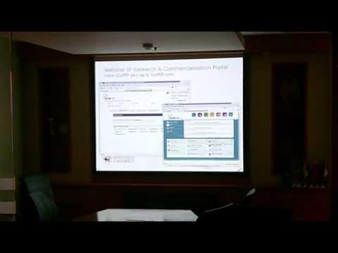 Creative Vado 3G:  Recording of an Indoor Powerpoint Presentation