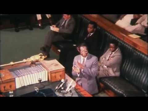 Mugabe face Smith in Zimbabwean parliament