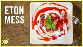 EAT   Eton Mess (British Dessert) with Marissa Hermer