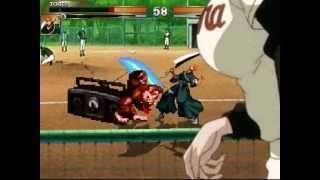 MUGEN: Ichigo Kurosaki Vs. Donkey Kong