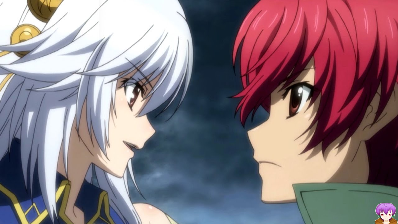Madan no Ou to Vanadis Episode 1 魔弾の王と戦姫 (ヴァナディース) Anime Review - Feels Fast Paced - YouTube