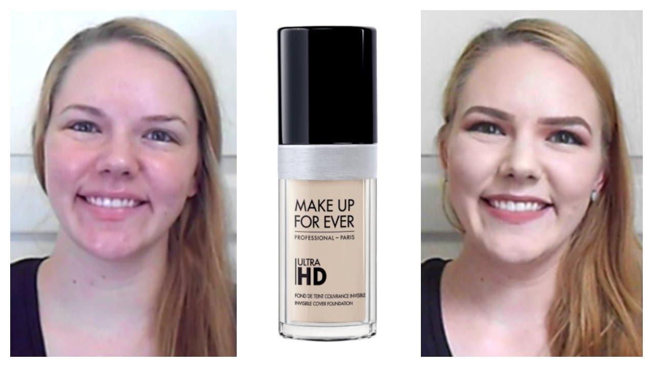 First Impression Amp Follow Up Makeupforever Ultra Hd