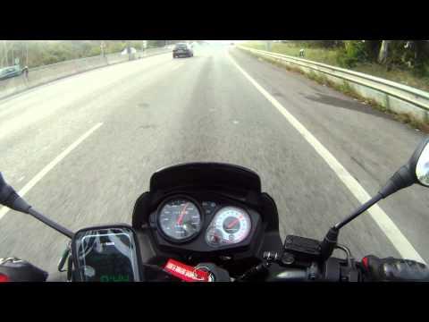 125cc Bikes and Motorways
