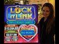 OMG WIN! | LOCK IT LINK | HIGH LIMIT SLOTS | BETTER THAN A HANDPAY | WYNN LAS VEGAS