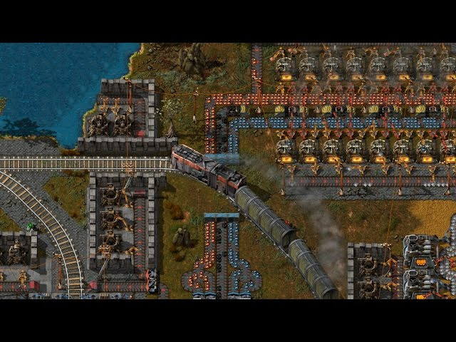 U0027Factoriou0027 Version 0.15.0 Released: Comes With Military, Production, High  Tech And Space Packs