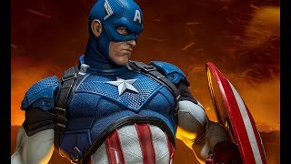 Captain America THEME SONG (America F Yeah)