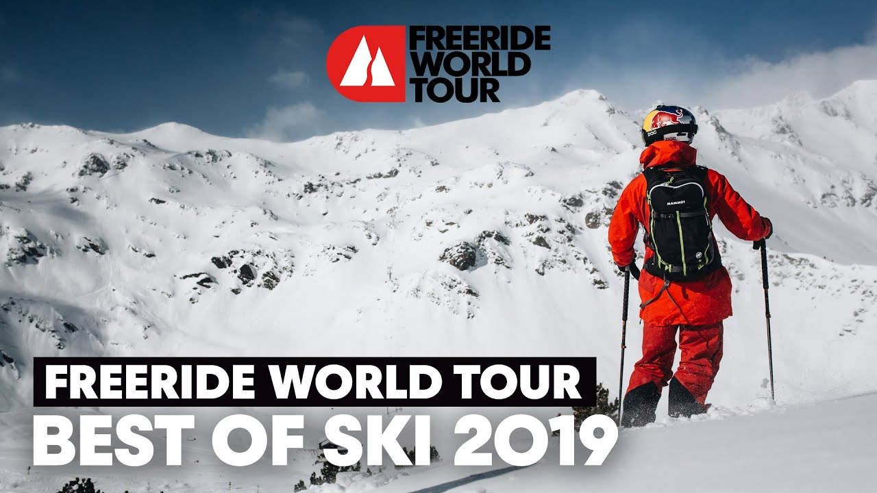 The Best Freeride Ski Lines of 2019 | Freeride World Tour