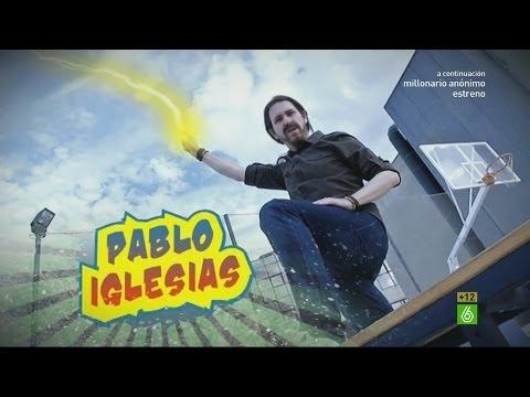 """Joaquín Reyes - Pablo Iglesias: """"No es una mirada, es un faro guiando al proletariado"""""""