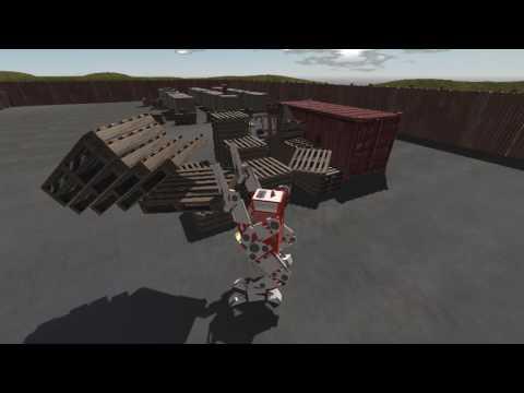 Scitech Exoskeleton