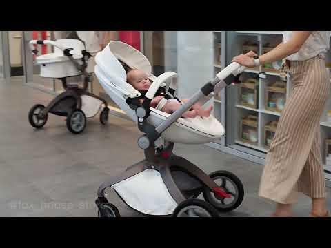 Download Видеообзор коляски Hot Mom