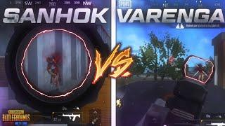 VARENGA vs SANHOK !! PUBG MOBİLE Lite