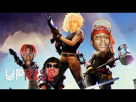 Yung Bans, Ski Mask the Slump God & Lil Yachty - Fortnite (Prod. Murda Beatz)