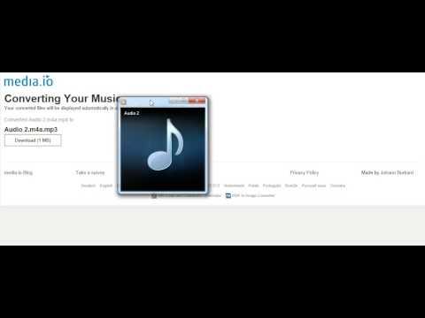 Online Audio Converter Review (MP3, WAV, Ogg, WMA, M4A, AAC)