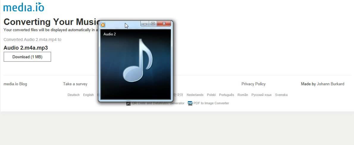 Online Audio Converter Review (MP3, WAV, Ogg, WMA, M4A ...