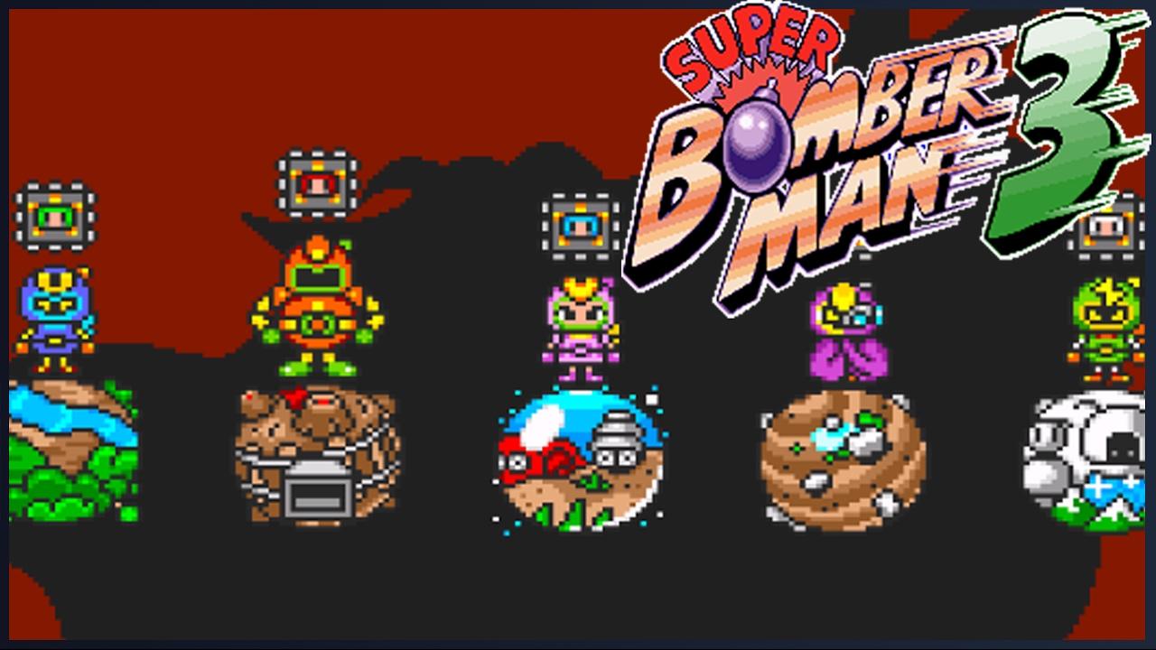Resultado de imagem para super bomberman 3 Dastardly Bombers