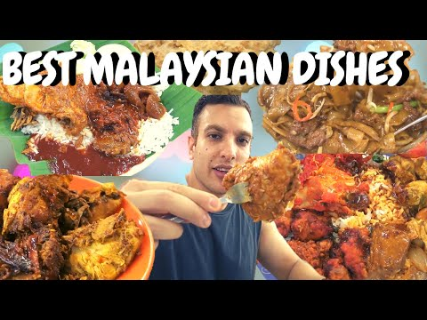 MUST EAT Malaysian Food!