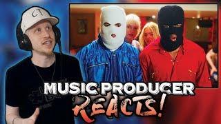Music Producer Reacts to REAL NAME - Randolph & KSI ft Talia Mar