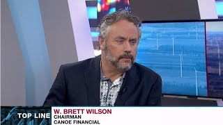 Brett Wilson: Turning off B.C.'s energy taps not a question of 'if,' but 'when'