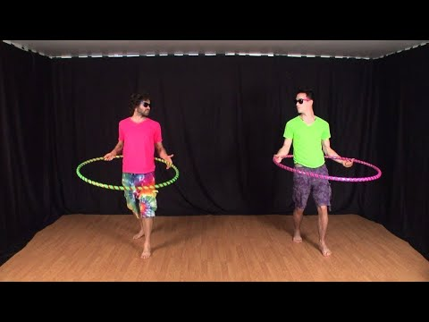 How to Hula Hoop Rap Song by Hoopsmiles
