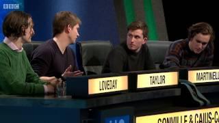 University Challenge S44E04 St Anne's - Oxford vs Gonville & Caius - Cambridge 2017 Video