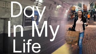 Day In My Life: A Morning In Boston!