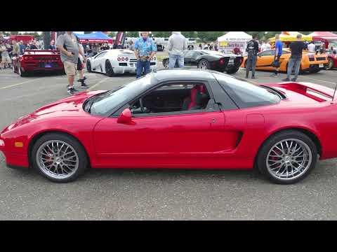 1991 RED R77 ACURA NSX 139000 MILES DE 'NSX 1'