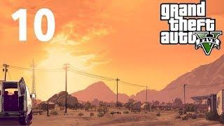 Grand Theft Auto 5 | Part 10 | The Merryweather Heist (Let's play / Walkthrough)
