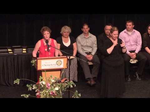 2017 Community Transition Program Graduation