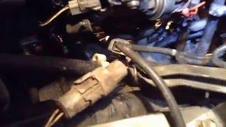 ремонт тойота таун эйс 1992 года выпуска.88 лс турбодизель 2 литра (22) подчасть