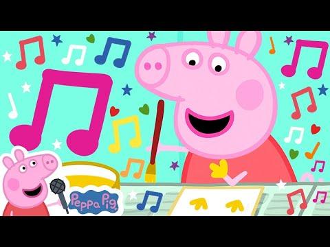 🌟 It's Peppa Pig 🎵 Peppa Pig My First Album 1#   Peppa Pig Songs   Kids Songs   Baby Songs
