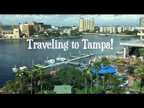 Traveling to Tampa! | Adaleta Avdic
