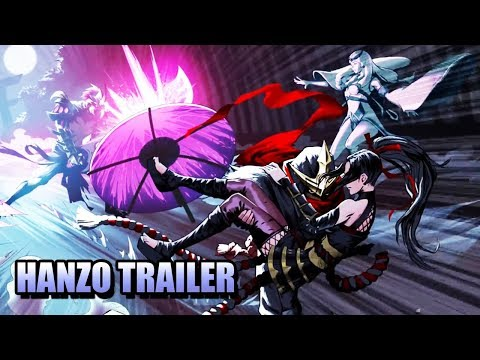 HANZO TRAILER WITH SUBTITLES