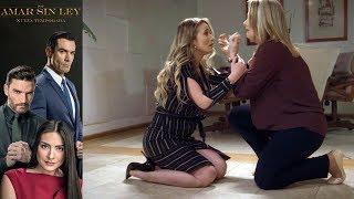 Por Amar Sin Ley 2 - Capítulo 69: La salud de la mamá de Sofía empeora - Televisa