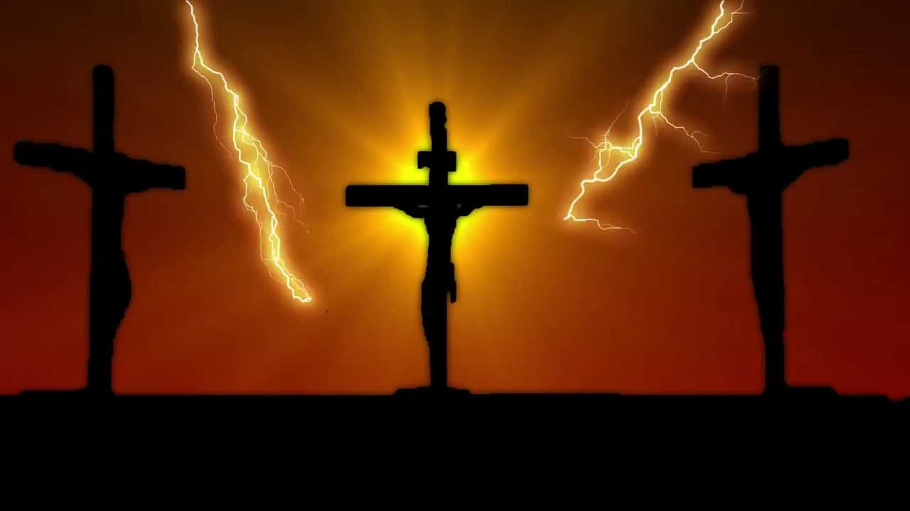 Jesus Crucified - Free Christian Worship background video 1080p HD ...