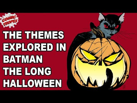 The Themes Explored in Batman: The Long Halloween