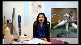 Soyeon Yi Interview (이소연 박사 인터…