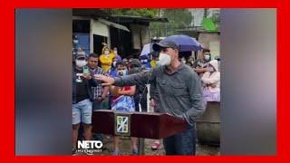 Alcalde ERNESTO MUYSHONDT ARREMETE contra su partido ARENA en CONFERENCIA DE PRENSA