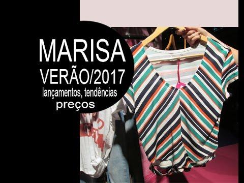 e18acec9e Marisa Verão 2017  Lançamentos