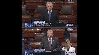 Word for Word: Senate Leaders Address Mueller Report (C-SPAN)