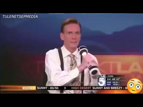 5 schlimme Momente LIVE im Fernsehen