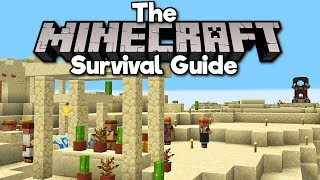 Basic Pillager Raid Defence! ▫ The Minecraft Survival Guide (Tutorial Lets Play) [Part 153]