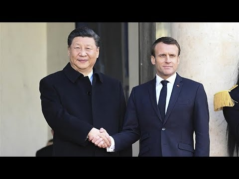 China And France Sign Deals Worth 40 Bln Euros