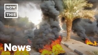 Sudan Military Kills Over 100 Peaceful Protesters   NowThis