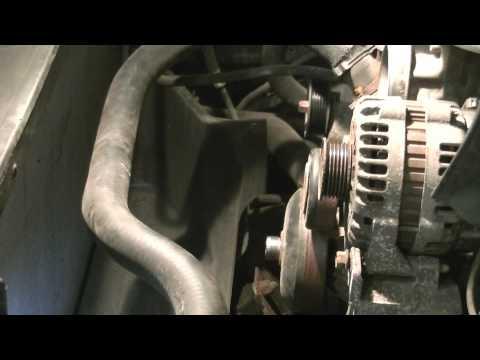 GMC Yukon Power Steering Pump Replace