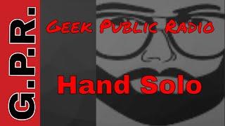 GPR – Hand Solo