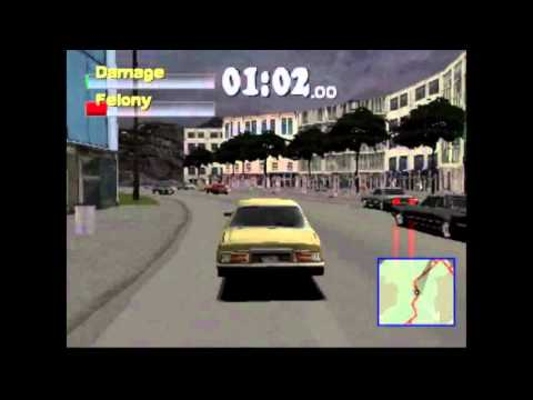 Driver 2 Gameplay Missions Part 4  - Rio