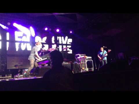 Ben Folds Five - Draw A Crowd - Tanglewood - 07/23/2013