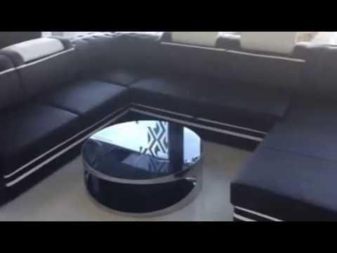 Nativo Möbel Schweiz - Designer Sofa IMPERIAL XXL mit LED ...