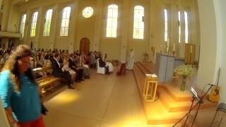 Predigt 16.6.2014 zur Hochzeit, P. Martin Löwenstein SJ Kleiner Michel Hamburg