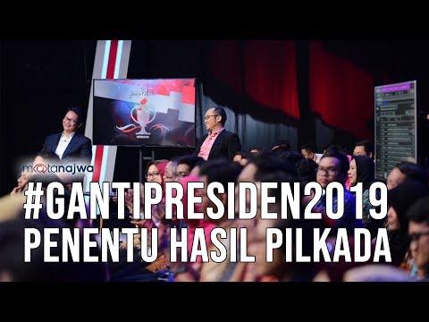Mata Najwa Part 7 - Juara Pilkada: #GantiPresiden2019 Penentu Hasil Pilkada